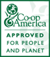 Coop America's Green Business Seal of Approval