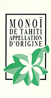 We use only genuine Monoi de Tahiti