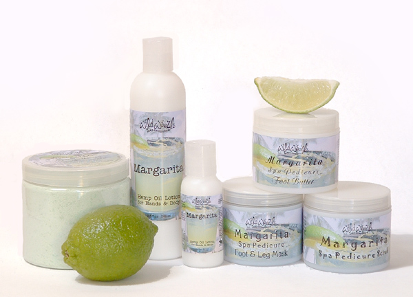 pedicure care products